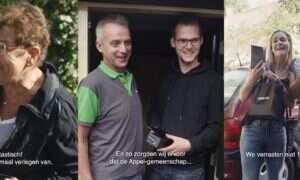 """Samsung szydzi z Apple """"ratowaniem"""" ludzi z Appel"""