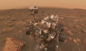Jest kolejny problem z łazikiem Curiosity