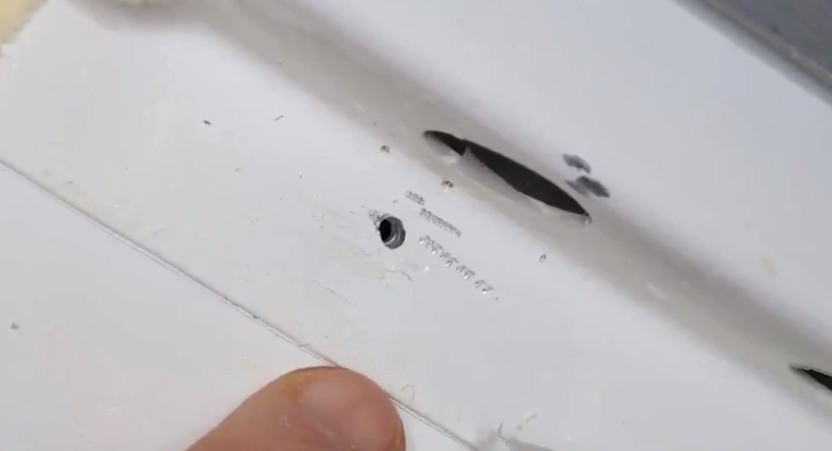 Dziura ISS
