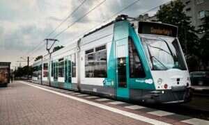 Powstał pierwszy na świecie autonomiczny tramwaj