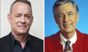 Tak wygląda Tom Hanks jako Mister Rogers