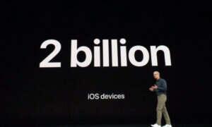 Nie zgadniecie ile urządzeń działa pod kontrolą iOS