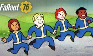 Start testów beta Fallout 76 i przeniesienie postępów graczy