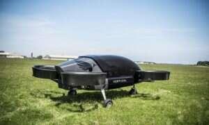 Elektryczna, latająca taksówka wykonała swój pierwszy lot