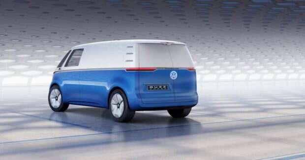 I.D. Buzz Cargo ma być przyszłością elektrycznych vanów