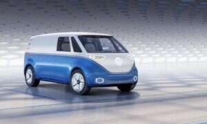 I.D. Buzz Cargo to elektryczny van przyszłości
