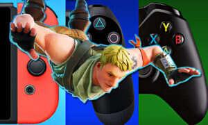Ugięcie się giganta? Sony umożliwiło crossplay w Fortnite