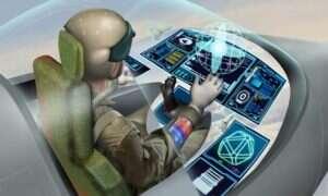 """BAE Systems pracuje nad """"przenośnym"""" kokpitem do myśliwców"""