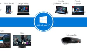Na ilu urządzeniach jest obecny Windows 10?
