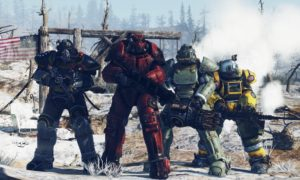 Crossplay nie dla Fallout 76