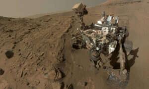 Oto nowa, 360-stopniowa panorama Marsa