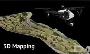 Amerykańskie wojsko wykorzysta drony do mapowania jaskiń