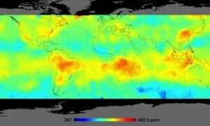 Unia Europejska wykorzysta armię satelitów monitorujących poziom CO2