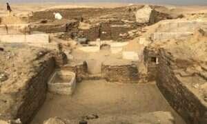 Na terenie Egiptu odnaleziono tajemniczy grób
