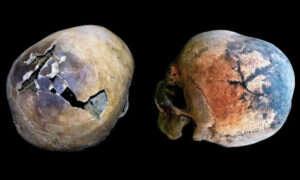 Temperatura wywołana erupcją Wezuwiusza doprowadziła do eksplozji czaszek
