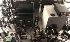 Ta kamera nagrywa z prędkością 10 bilionów klatek na sekundę