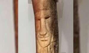 Kanadyjska rzeźba może przedstawiać wikingów
