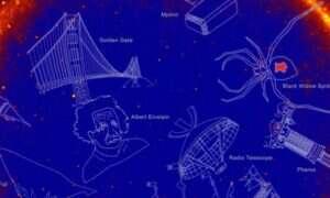 NASA nazwała nowe konstelacje gwiazd – jest Hulk, Godzilla i wiele innych!
