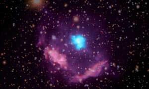 Najmłodszy pulsar został zaobserwowany przez naukowców