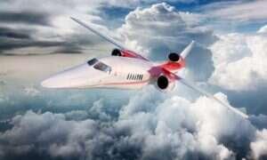 GE Avionics przedstawia nowy naddźwiękowy komercyjny silnik odrzutowy