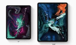 Większe koszty napraw ostatnich iPadów Pro