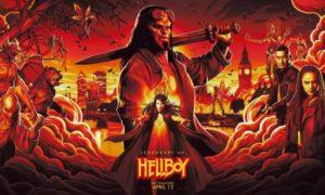 Nowe szczegóły zapowiedzi Hellboy