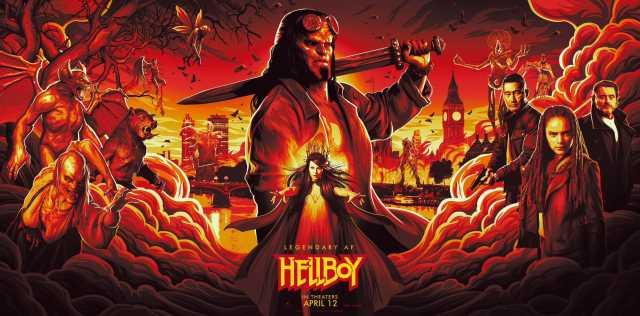 zapowiedzi Hellboy