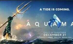 Nowy spot promujący Aquaman'a