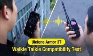 Test walkie-talkie wbudowanego w Ulefone Armor 3T