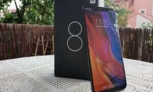 Test Xiaomi Mi 8