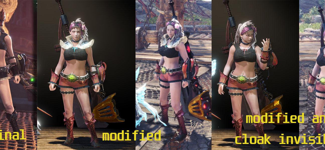 mod do Monster Hunter: World