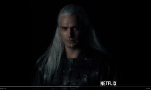 Tak wygląda Geralt w serialowym wydaniu od Netflix