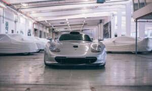 Unikalne modele Porsche na Retro Motor Show