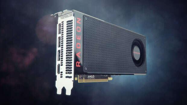 AMD Polaris 30 - Radeon RX 670 i RX 680?