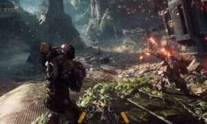 Pierwsza misja Anthem na gameplayu!