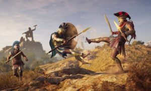 Assassin's Creed Odyssey nie działa na starszych procesorach