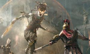 Assassin's Creed Odyssey w Google Chrome