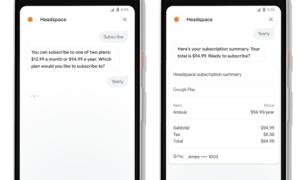 Deweloperzy mogą sprzedawać swoje usługi poprzez Asystenta Google