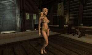 W Skyrim na Switchu królują mody upiększające kobiety