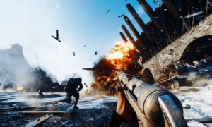 DICE o zmianach w broni w Battlefield V