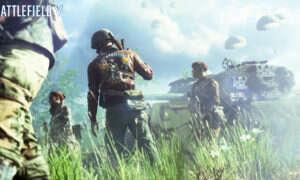 Battlefield 5 bez DLC fabularnych