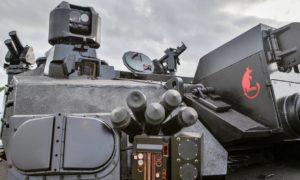 Przyszłość czołgów brytyjskich to Challenger 2