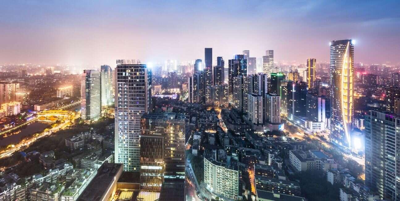 Chiny chcą zastąpić oświetlenie ulic trzema satelitami