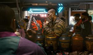 Doskozzza Stachursky'ego w Cyberpunk 2077? Studio komentuje