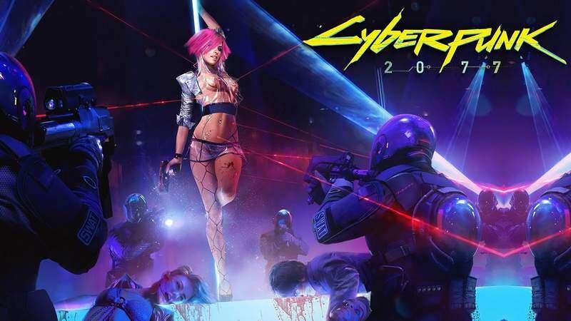 Wątki miłosne w Cyberpunk 2077