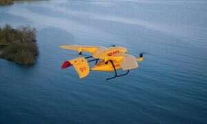 Parcelcopter dostarczają paczki w Tanzanii