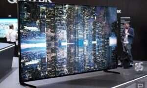 Telewizor 8K Samsunga jest dostępny w przedsprzedaży