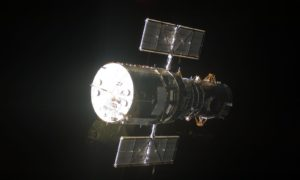Kosmiczny Teleskop Hubble'a ma problemy