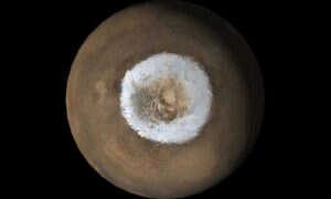Mars może mieć sporą ilość tlenu pod swoją powierzchnią