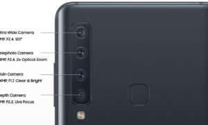 Jakie aparaty będzie posiadał Samsung Galaxy A9 Star Pro?